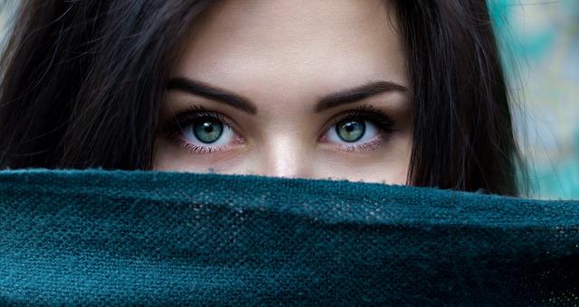 kruhy pod očami sú preč