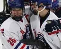 Hokejová výstroj má mnoho častí