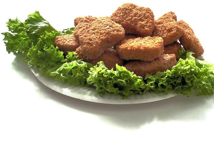 Kuracie mäso v trojobale