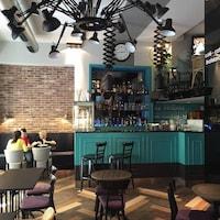 Podnikatelský záměr kavárna a bar