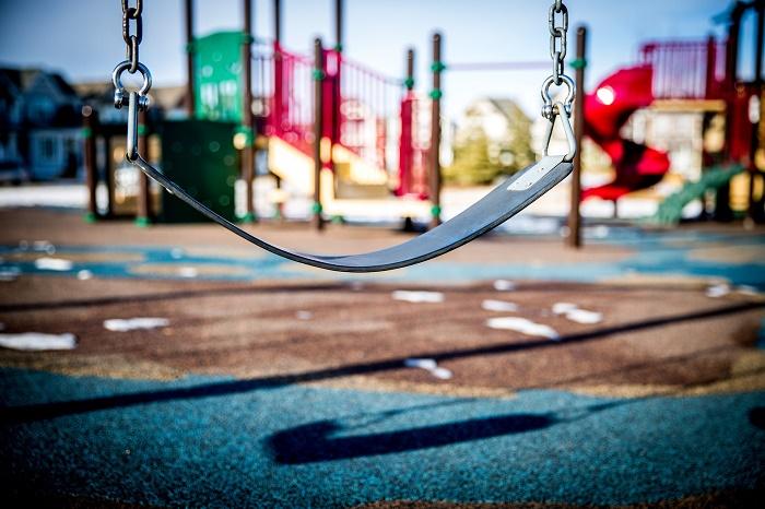 Inovatívne detske ihrisko